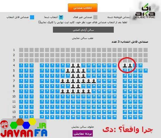عجایبی که در ایران میتوان دید فروردین 93