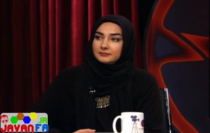 عکس های هانیه توسلی و میلاد کی مرام در برنامه هفت