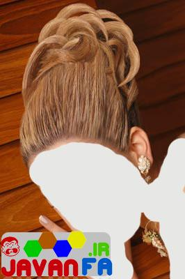 مدل مو عروس بهار 93