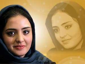 """عکس های نرگس محمدی """"ستایش"""" در ویژه برنامه عید شبکه دو"""