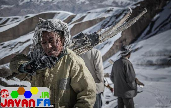 تصاویری از اسکی افغانستان