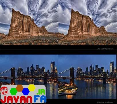 دانلود کلیپ سه بعدی The View In America 3D