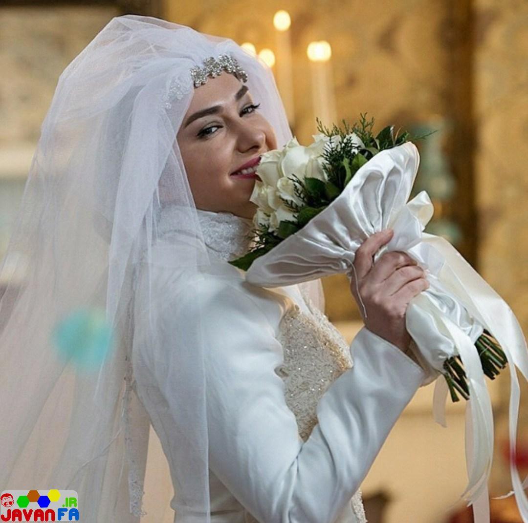 عکس هانیه توسلی در شاهگوش