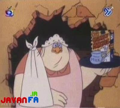 عکسهای کارتون ها و سریال های قدیمی