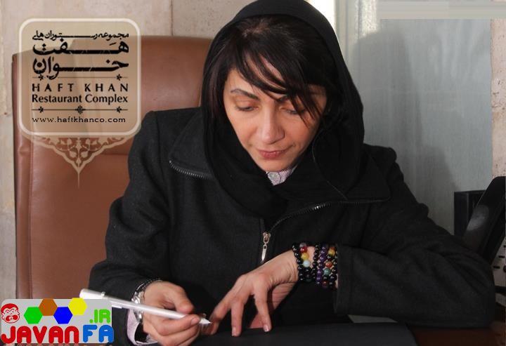 بیوگرافی و عکسهای نییوفر خوش خلق بازیگر خوب بد زشت