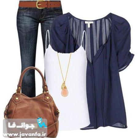 ست های جدید لباس مجلسی زنانه بهار 93 - 2014