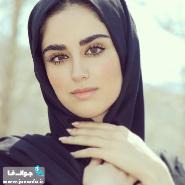 عکس های جدید هانیه غلامی ۹۳