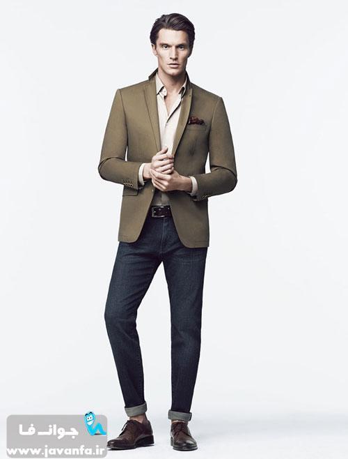 مدل جدید کت شلوار مردانه 93