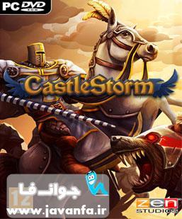 دانلود بازی استراتژی مدیریتی Castle Storm برای کامپیوتر