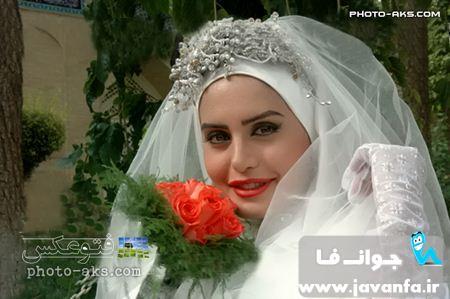 عکس عروسی الناز شاکر دوست