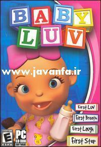 دانلود بازی دخترانه نگهداری از نوزاد – Baby Luv