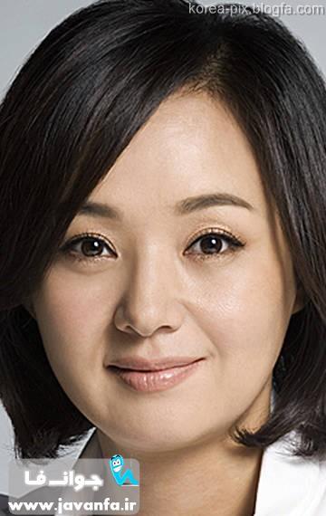 عکس های بازیگر نقش ملکه Jung Kyeong-Bi در سریال سرزمین آهن