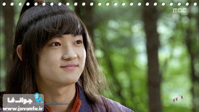 عکس های Park Geon-Tae بازیگر نقش سورو در نوجوانی در سریال سرزمین آهن