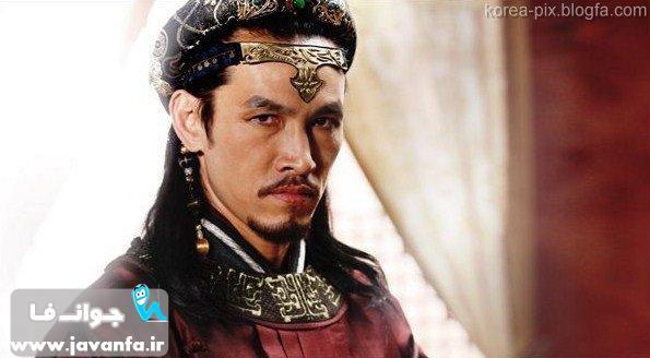 عکس های Yu Oh-Seong بازیگر نقش شین کوگان در سریال سرزمین آهن