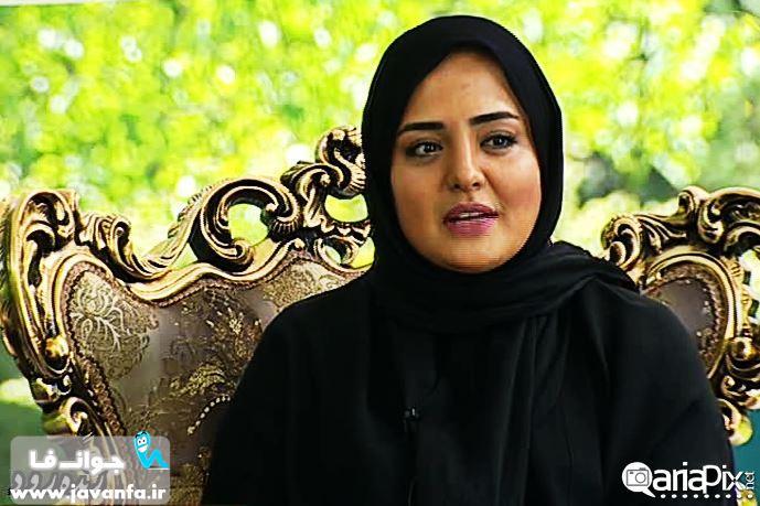 عکس های نرگس محمدی و برزو ارجمند در برنامه زنده روداردیبهشت ماه ۹۳