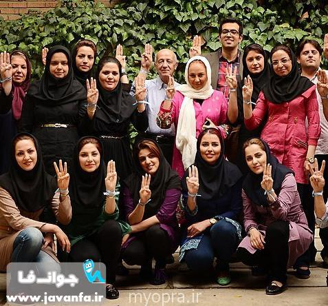 جدیدترین عکس های بهنوش بختیاری مجری شبکه نسیم اردیبهشت ۹۳