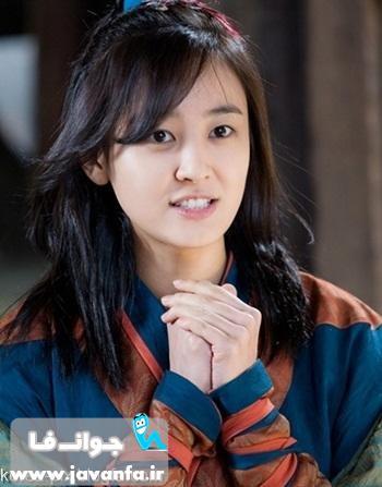 عکس های kang byul بازیگر نقش A-Hyo در سریال سرزمین آهن