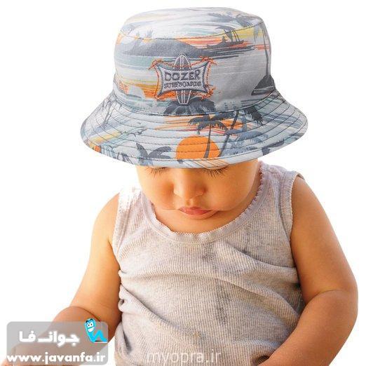مدل های جدید کلاه دختر بچه ها  93 - 2014