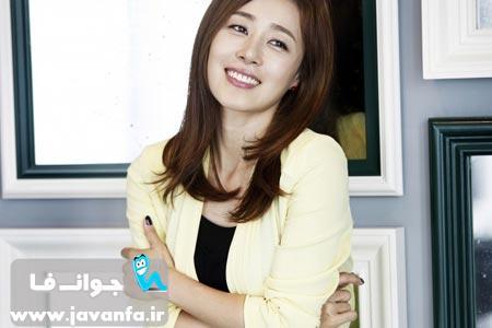 عکس های moon jung hee بازیگر نقش ملکه moon hwa در سریال سرزمین آهن