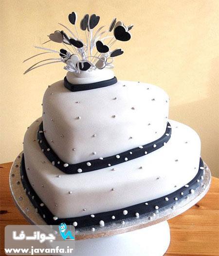 جدیدترین کیک های عروسی 2014 - 93
