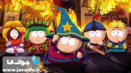 South Park The Stick of Truth پارک جنوبی: استیک حقیقت