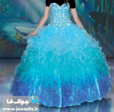 مدل لباس نامزدی جدید 2014 - 93