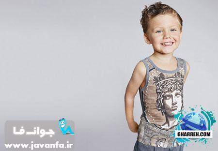 مدل لباس های پسرانه دولچه و گابانا 93- 2014