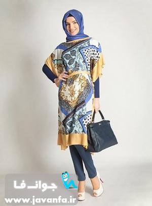مدل لباس مانتو | مدل جدید مانتو | مدل های مانتو دخترانه بهاری