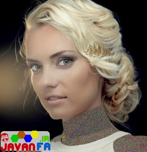 مدل مو زیبای عروس ۲۰۱۴ - بهار 93