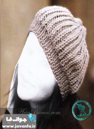 آموزش بافت کلاه زنانه