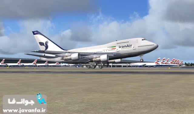 دانلود بازی شبیه ساز هواپیما اندروید