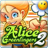 دانلود بازی استراتژیک کم حجم Alice Greenfingers 2