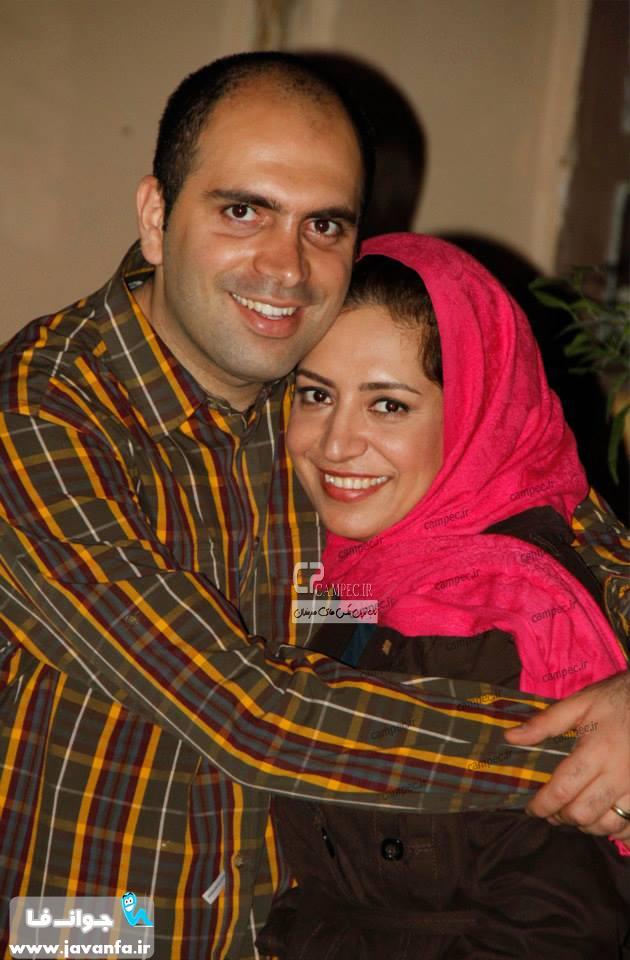 عکس های جدید بازیگران با همسرانشان خرداد 93