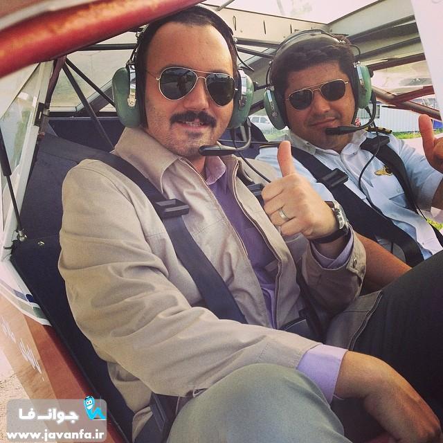 تک عکس های جدید بازیگران مرد خرداد 93