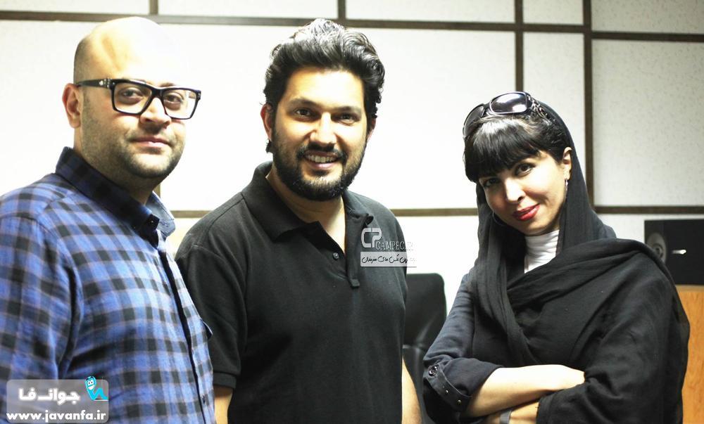 سری جدید تک عکس های جدید بازیگران مرد خرداد 93