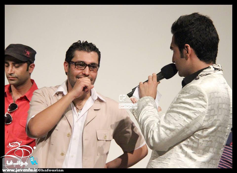 عکس های مراسم اکران فیلم «یک آن اشتباه» ساخته امیر محمد زند