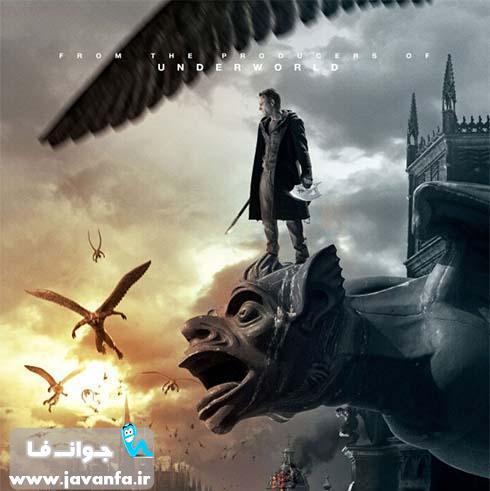 دانلود رایگان فیلم سه بعدی I,Frankenstein 3D