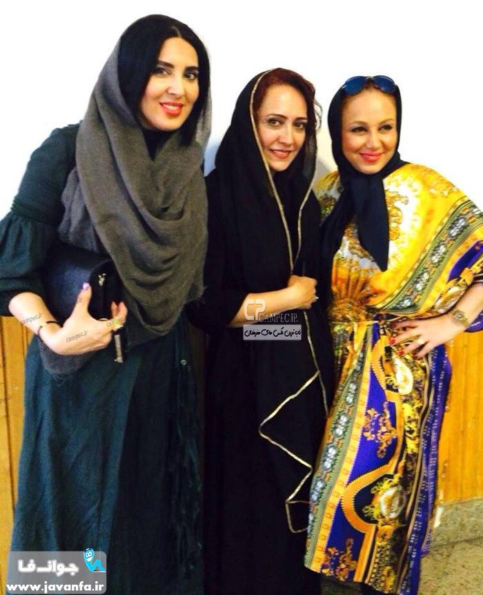 جدید ترین عکس های لیلا بلوکات خرداد 93