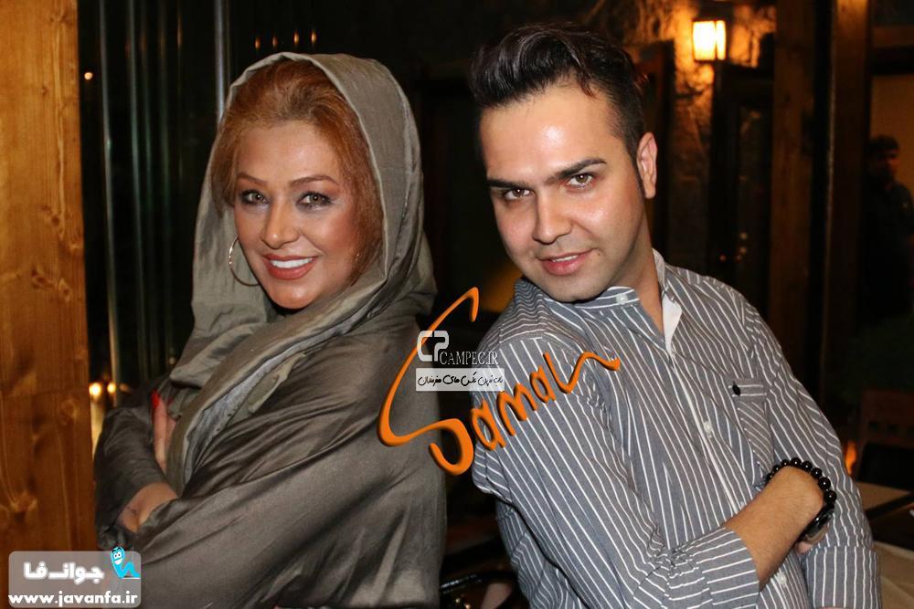 عکس های جدید نسرین مقانلو خرداد 93