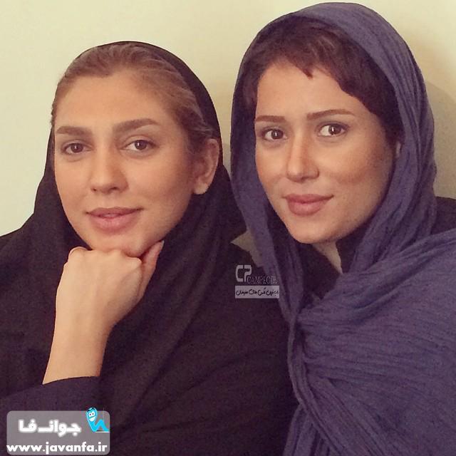 عکس های جدید پریناز ایزدیار خرداد 93