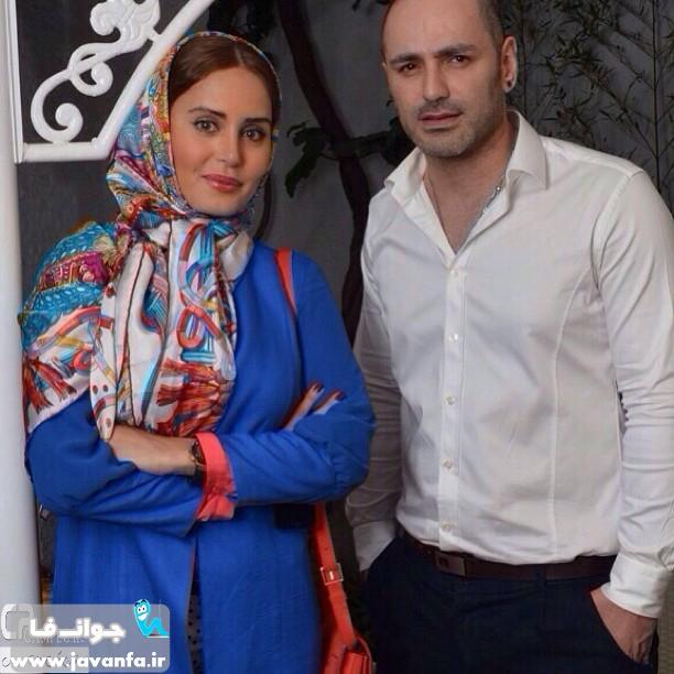 عکس سلفی الناز شاکر دوست در کنار خواهرش