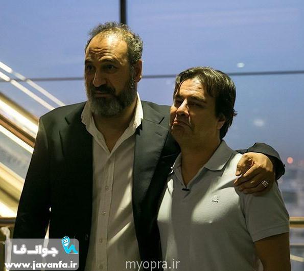 عکس های بازیگران فیلم زندگی مشترک آقای محمودی و بانو