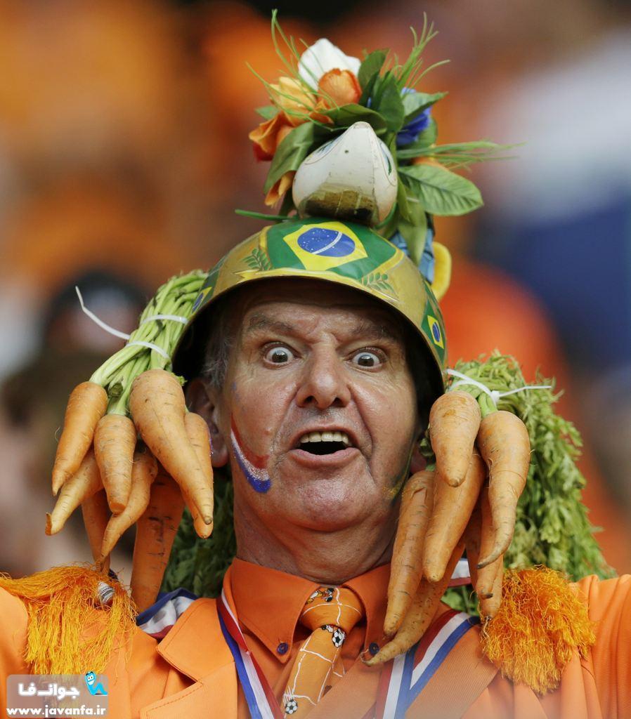 عکس های خنده دار جام جهانی 2014 برزیل
