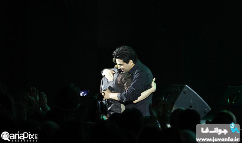 عکسهای  کنسرت اردیبهشت ماه ۹۳ حمید عسکری