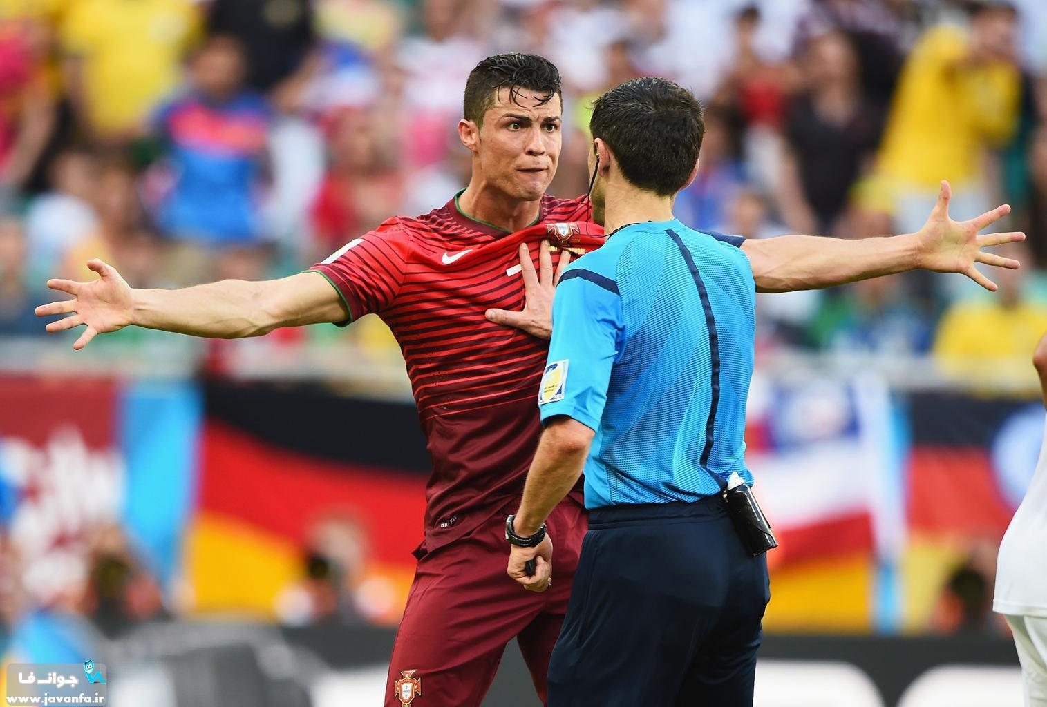 عکس های غمناک و ناراحت کننده از جام جهانی 2014