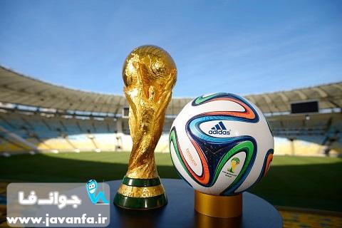 برنامه کامل بازی های جام جهانی ۲۰۱۴ برزیل
