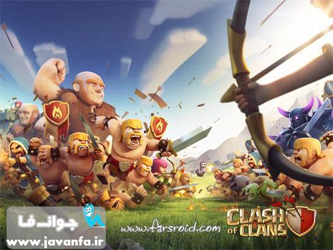 دانلود Clash of Clans 6.108.5 – بازی آنلاین جنگ قبیله ها اندروید + تریلر