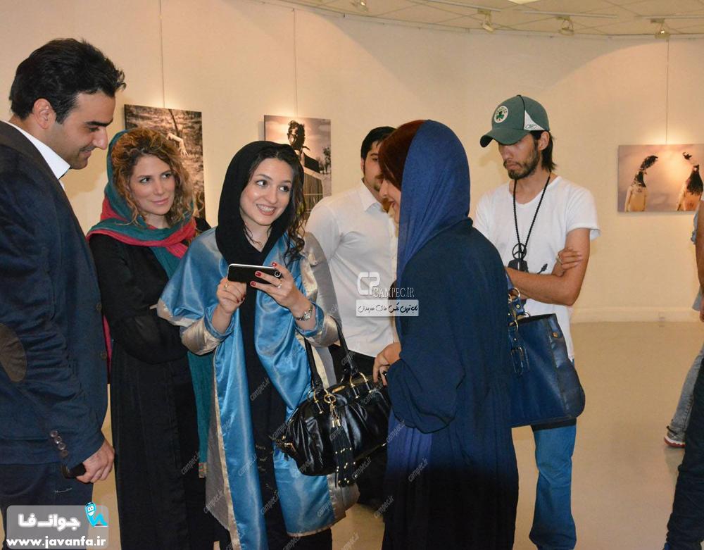 جدید ترین عکس های گلاره عباسی تیر 93
