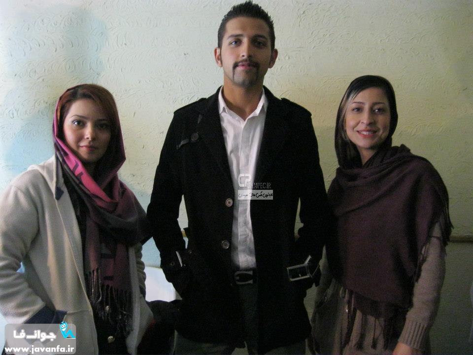عکس های جدید محسن افشانی تیر 93