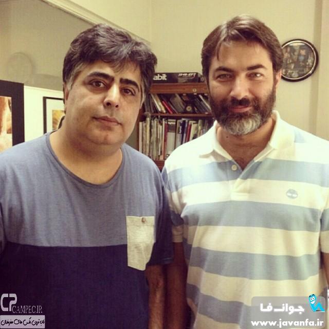 عکس های جدید رضا شفیعی جم 93
